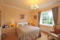 Rooms at Marton Grange